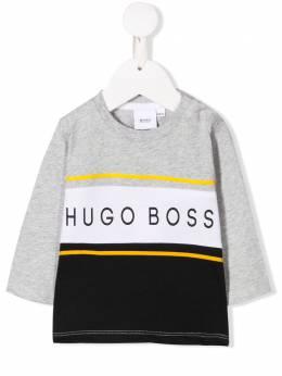 Boss Kids толстовка с логотипом J05752M10