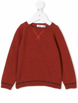 Knot basic sweater CK23TH2342