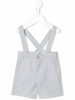Knot полосатые шорты с подтяжками CC33SF2411