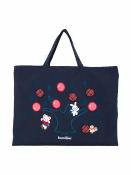 Familiar сумка-тоут 'Lia' с вышивками 260056