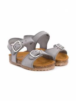 Pepe Kids сандалии с пряжкой и открытым носком BK1VA