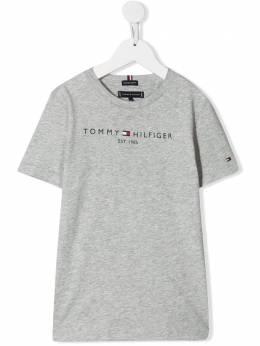 Tommy Hilfiger Junior футболка с логотипом KB0KB05122