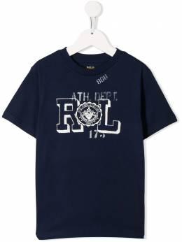 Ralph Lauren Kids футболка с логотипом 750951001