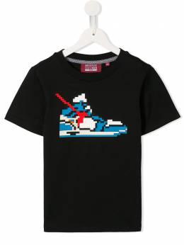 Mostly Heard Rarely Seen 8-Bit футболка с узором MHEBMM08AICT29
