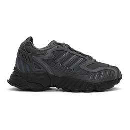 Adidas Originals Grey Torsion TRDC Sneakers EH1551
