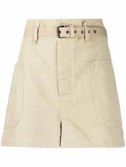 Isabel Marant Etoile шорты с завышенной талией SH028620P007E