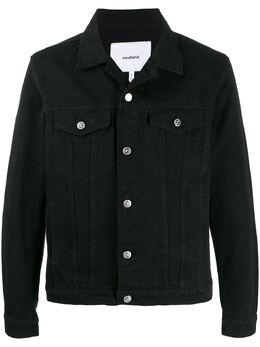 Soulland джинсовая куртка Shelton прямого кроя 0003001