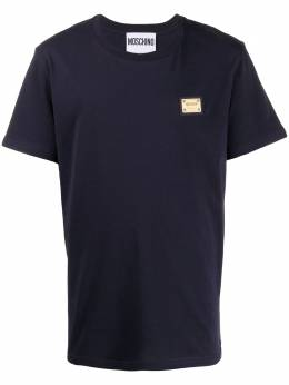Moschino футболка с логотипом A07012040