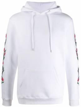 Soulland худи Granberg с цветочной вышивкой 9401280