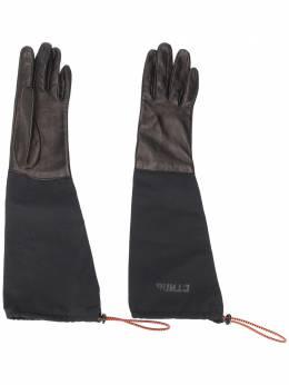 Heron Preston длинные перчатки HWNE002E198550031010