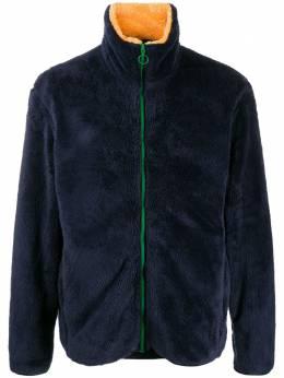 Soulland фактурная куртка Wetmore с высоким воротником 9401301