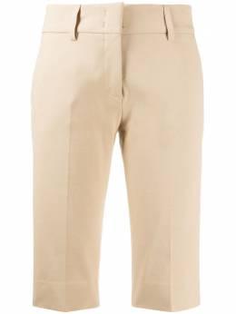 Piazza Sempione строгие шорты кроя слим PP728P0S0005