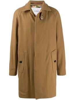 Soulland однобортное пальто Bøge 9403050