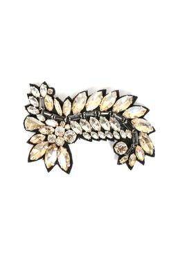 Текстильная брошь с кристаллами Ermanno Scervino 1328171756
