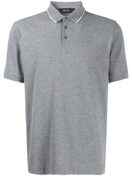Z Zegna рубашка-поло с короткими рукавами VU360ZZ661
