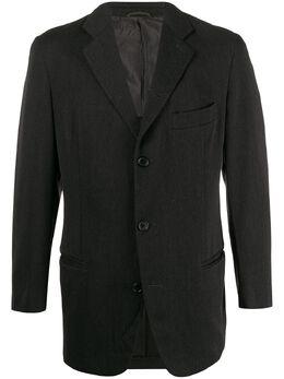 Giorgio Armani Pre-Owned пиджак на трех пуговицах GAR280H