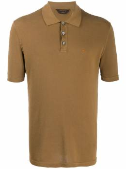 Ermenegildo Zegna Xxx рубашка-поло с короткими рукавами CUC96C32