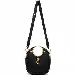 See By Chloe Black Mara Bag CHS20SSA51388