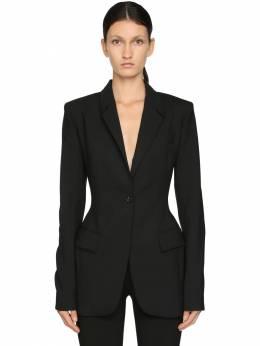 Пиджак Из Техноматериала Mugler 71I1KT013-MTk5OQ2