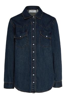 Джинсовая рубашка One Teaspoon 1092175621