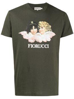 Fiorucci футболка с принтом Vintage Angels M03TVAT1CGN
