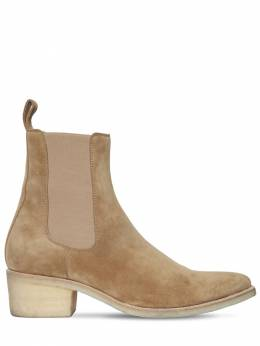 50mm Suede Chelsea Boots Amiri 71IXNC007-RkFOR081