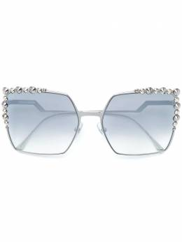 Fendi Eyewear солнцезащитные очки 'Can Eye' FF0259S