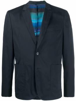 Ps by Paul Smith однобортный пиджак M2R1793D20028