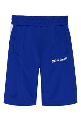 Ярко-синие шорты Palm Angels 1864175856