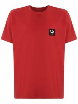 Osklen футболка Big Box Tridente 60207