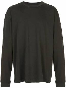 John Elliott однотонная футболка с длинными рукавами A189M14425A