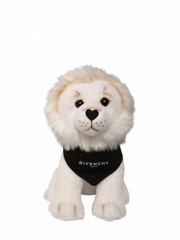 Plush Teddy Lion W/ Logo Sweatshirt Givenchy 71IOFL083-MTBC0