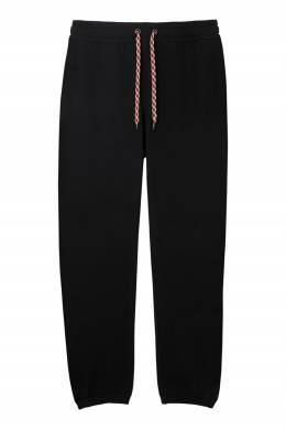 Спортивные брюки с разноцветным шнурком Burberry 10168227
