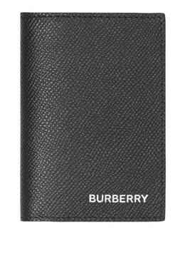 Черная обложка для паспорта Burberry 10168486