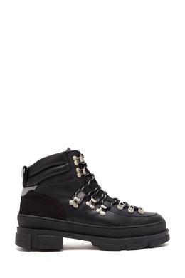 Черные ботинки-хайкеры Ganni 2979176361