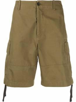 Lanvin шорты карго с поясом на шнурке RMTR00144468P20