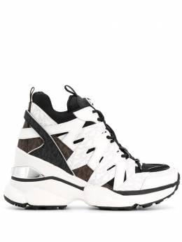 MICHAEL Michael Kors массивные кроссовки Hero с логотипом 43R0ISFS2D