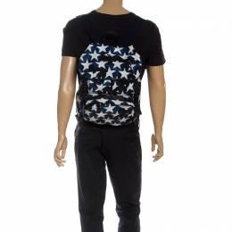 Valentino Multicolor Nylon Star Backpack 255053
