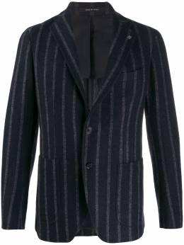 Tagliatore пиджак в полоску 1SMJ22K57LIJ096