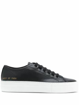 Common Projects кеды на шнуровке 'Tournament' 4017
