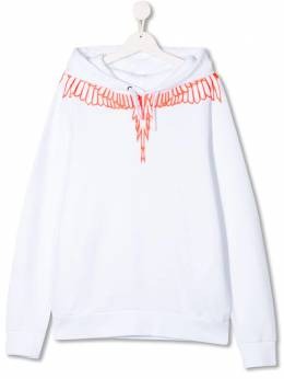 Marcelo Burlon Kids Of Milan худи Wings MB21000020B000T