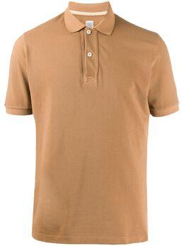 Eleventy рубашка-поло кроя слим A70POLA01TET0A019
