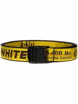 Off-White ремень с логотипом OWRB011R202230756010
