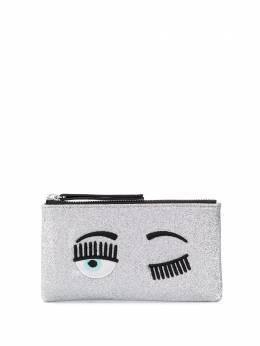 Chiara Ferragni кошелек с блестками CFPT001