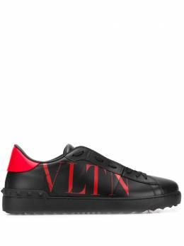 Valentino Garavani кеды с логотипом VLTN TY2S0830XZU