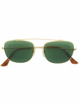 Retrosuperfuture Primo Green sunglasses 716