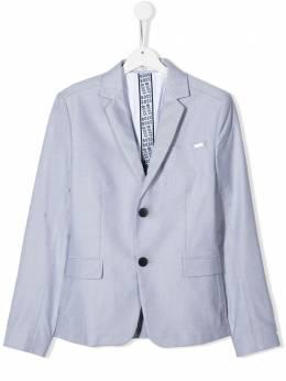 Boss Kids пиджак с металлическим логотипом J26395Z40