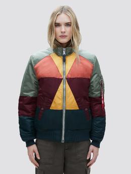 Куртка женская Alpha Industries модель WJM49500C1_multi 2282791