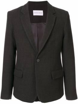 Strateas Carlucci однобортный пиджак Proto SCSS20D1MBLZ001CH