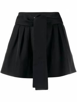 Iro шорты с завышенной талией и завязками WP30TYSANA